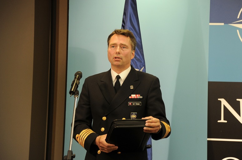 NATO - Photo gallery: Final press conference of the NATO Military Committee  Conference 2013, Budapest, 14-Sep.-2013